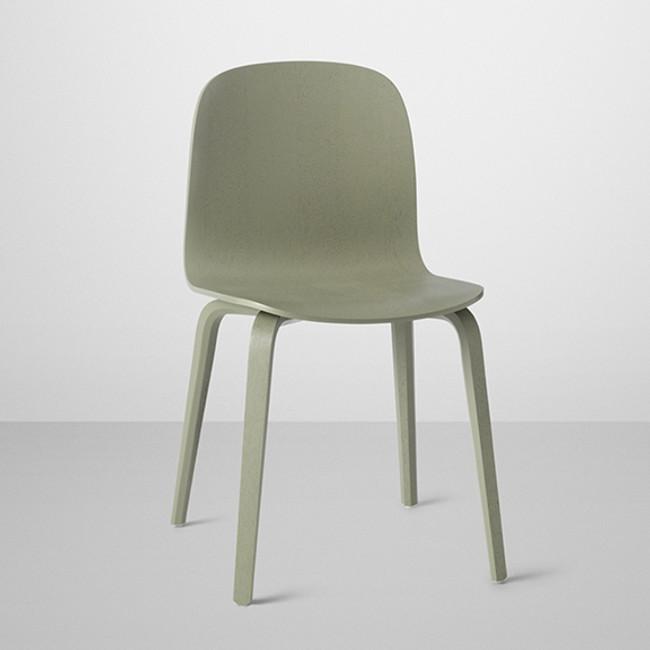 Muuto  |  Visu Chair Dusty Green