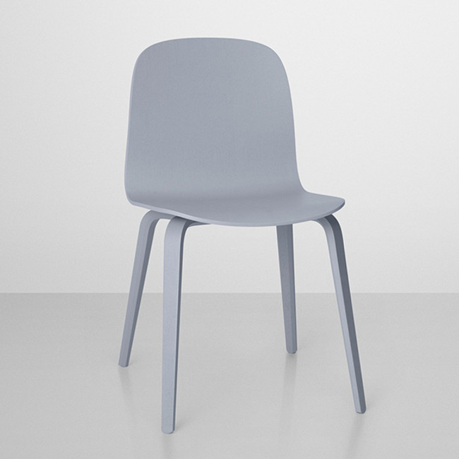 Visu chair in grey