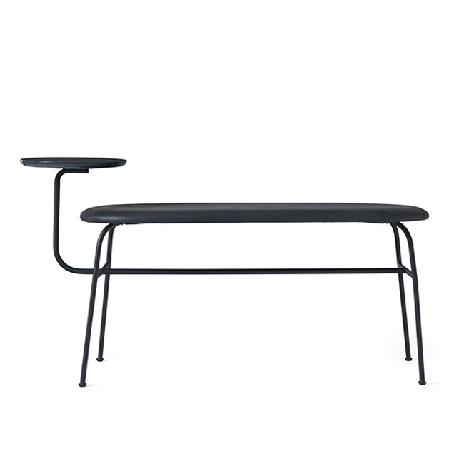 Menu Afteroom Bench Black/Black Dunes