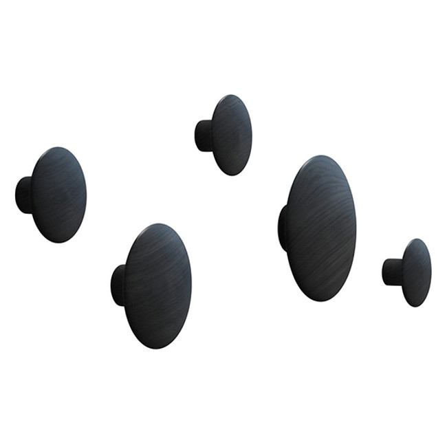 Muuto Dots in black