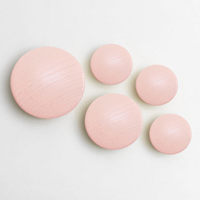 Muuto dots in rose