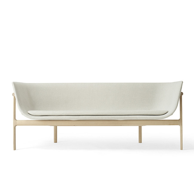 Menu Tailor Lounge Sofa in Natural Oak/Light Grey
