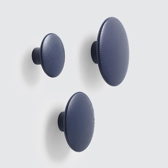 Muuto  |  The Dots Midnight Blue
