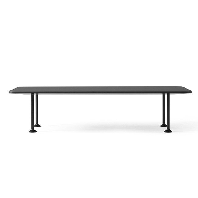 Menu Godot Coffee Table Rectangular in charcoal