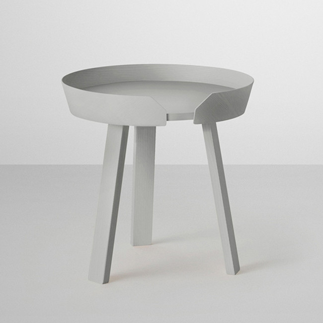 Muuto  |  Around Coffee Table Small Grey