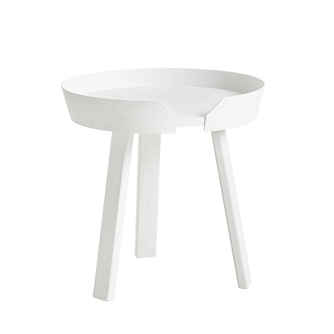 Muuto Around Table in white