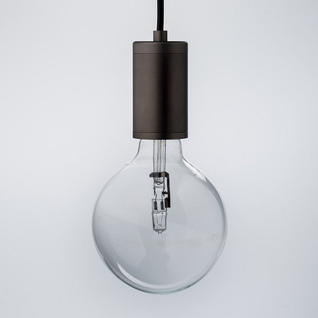Luxello Pure Pendant Bronze with Black Cord