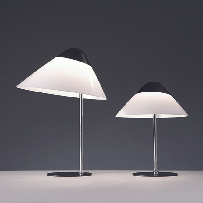 Hans J. Wegner, Opala Mini Table Lamp in black