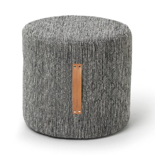 Bjork stool in dark grey