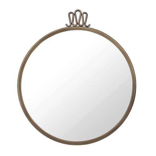 Gubi  |  Randaccio Circular Wall Mirror