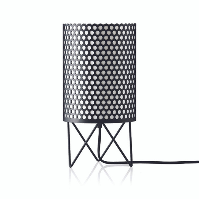 Pedrera ABC Tablelamp PD4 in matt black