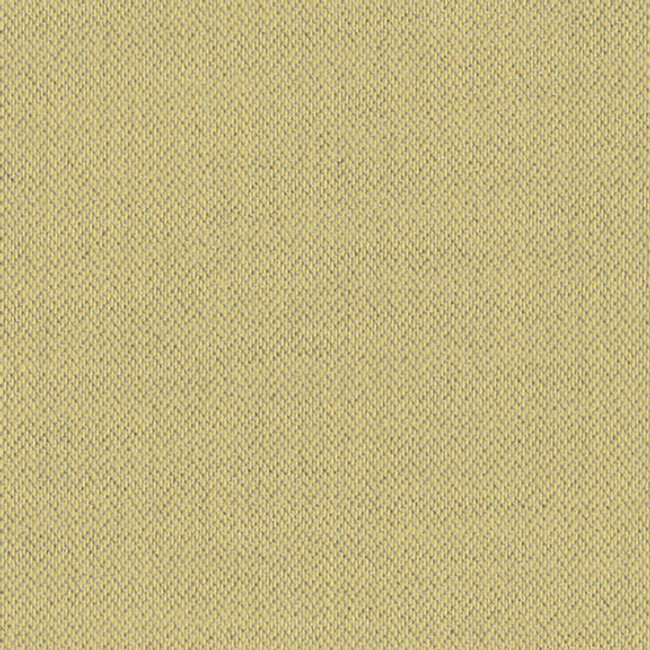 The Sunbrella Satin Cappuccino fabric boasts a perfect blend of yellow and grey.