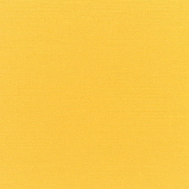 The Sunbrella Canvas Sunshine fabric boasts a lovely shade of yellow.