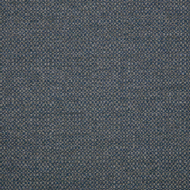 The Sunbrella Action Indigo fabric boasts an excellent mixture of grey and blue