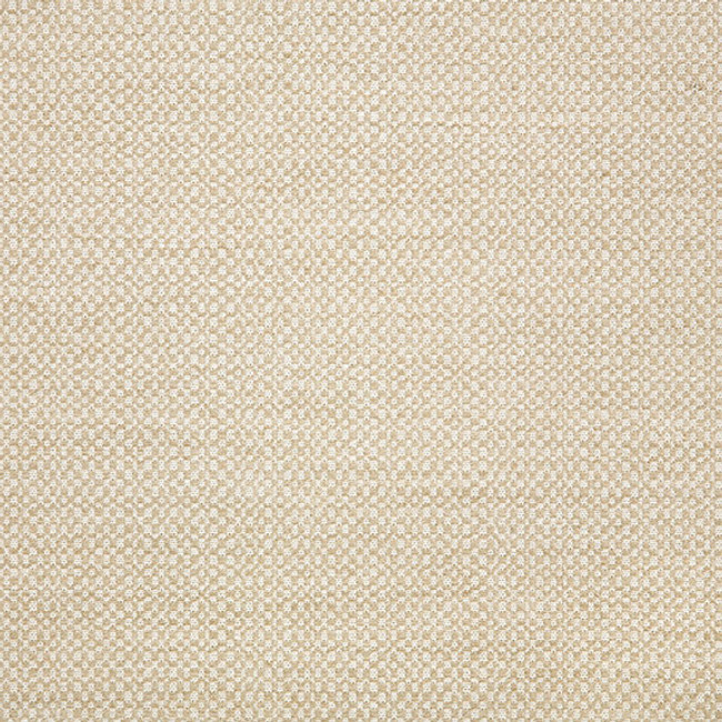 The Sunbrella Action Sand fabric boasts an excellent combination of ivory and white