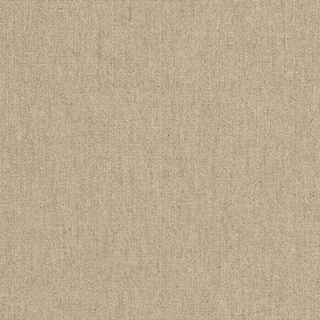 The Sunbrella Heritage Smoke fabric offers a perfect blend of beige and grey