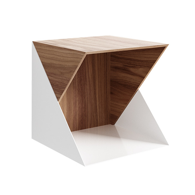 Nordic Tales Flip Shelf Walnut