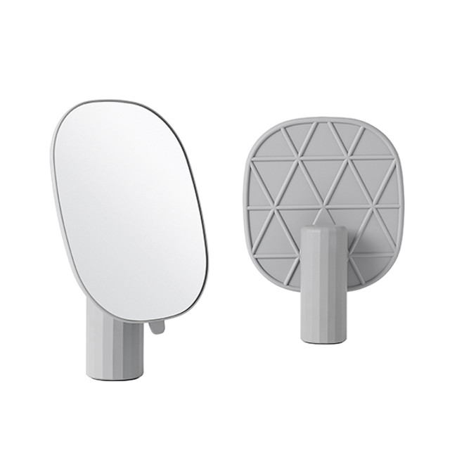Muuto Mimic Mirror in grey