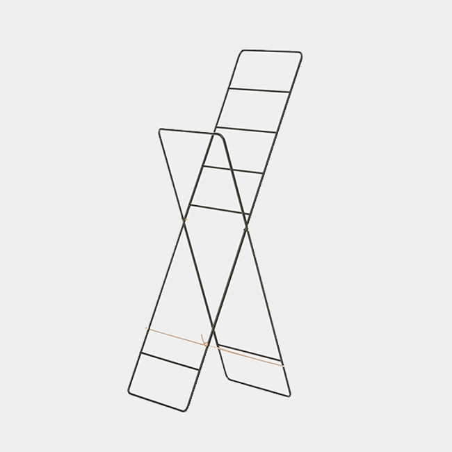 Ferm Living Herman Clothes Stand Black