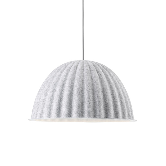 Muuto Under the Bell Pendant Mini White