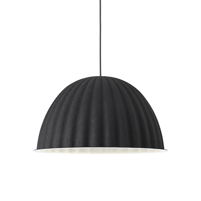 Muuto Under the Bell Pendant Mini in Black
