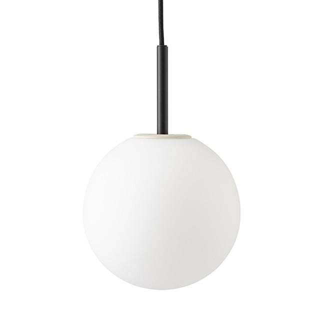 Menu TR Bulb Pendant in matt opal