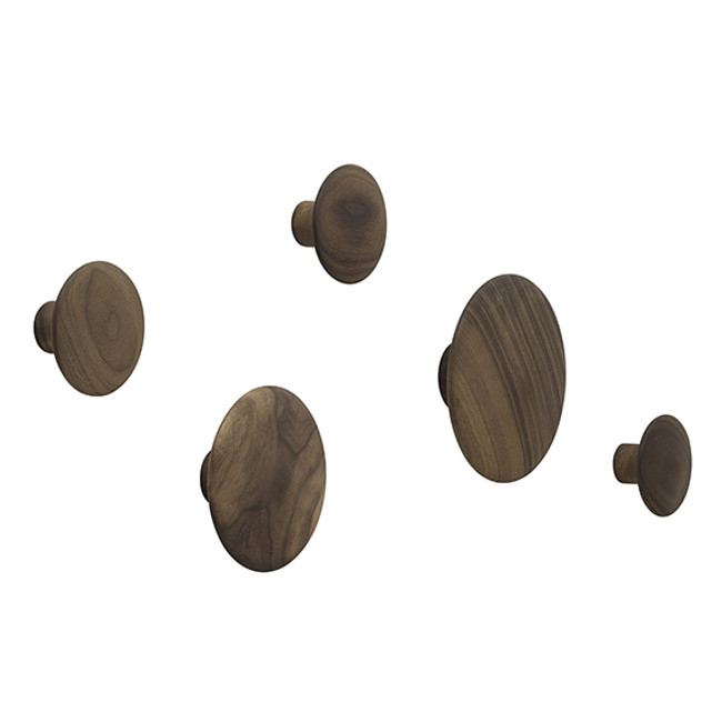 Muuto The Dots in Walnut
