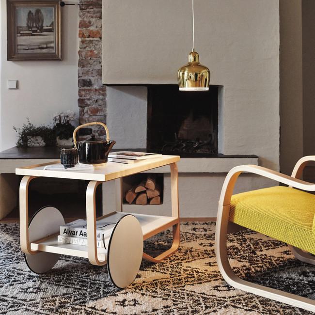 Artek 901 Tea Trolley