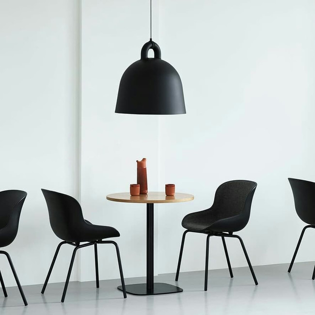 Normann Copenhagen Bell Lamp Black