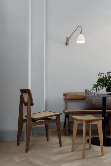 Gubi C-Chair Dining Chair