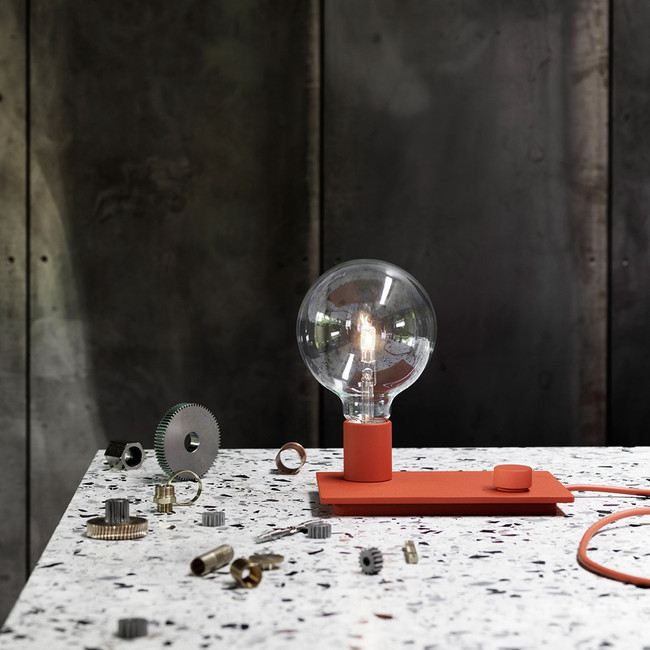 Muuto Control Table Lamp by TAF Architects