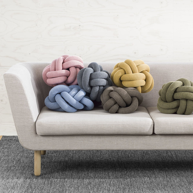 Design House Stockholm Knot Cushion