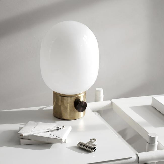 JWDA Metallic Table Lamp Brass By Menu