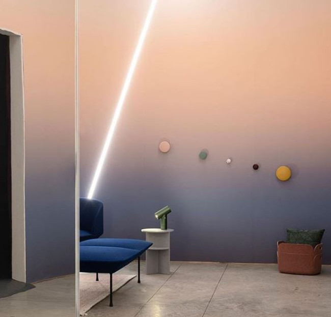 Muuto, A Space for Being - University for Milan Design Week 2019