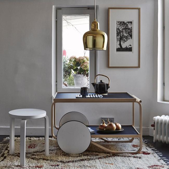 Artek 901 Tea Trolley, Designed by Alvar Aalto
