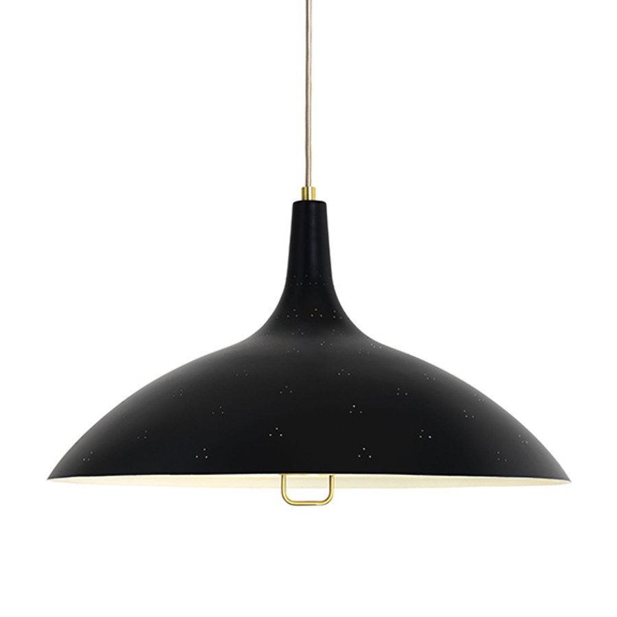 Gubi 1965 Pendant in black