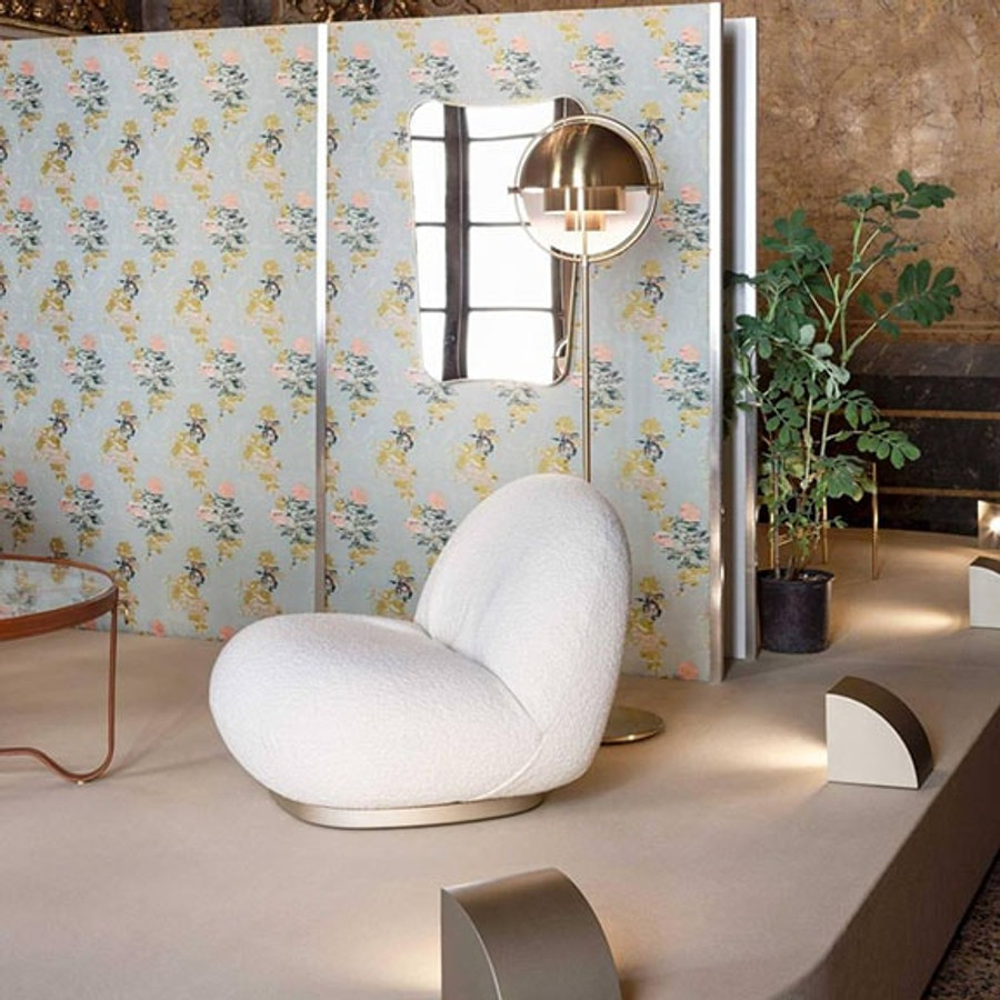 Admirable Gubi Pacha Lounge Chair Ibusinesslaw Wood Chair Design Ideas Ibusinesslaworg
