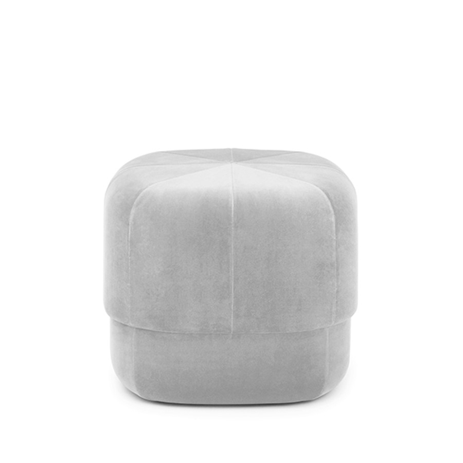 Normann Copenhagen Circus Pouf Small in Beige