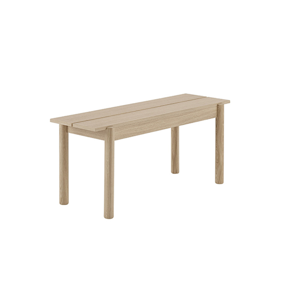 Muuto Linear Wood Bench Small
