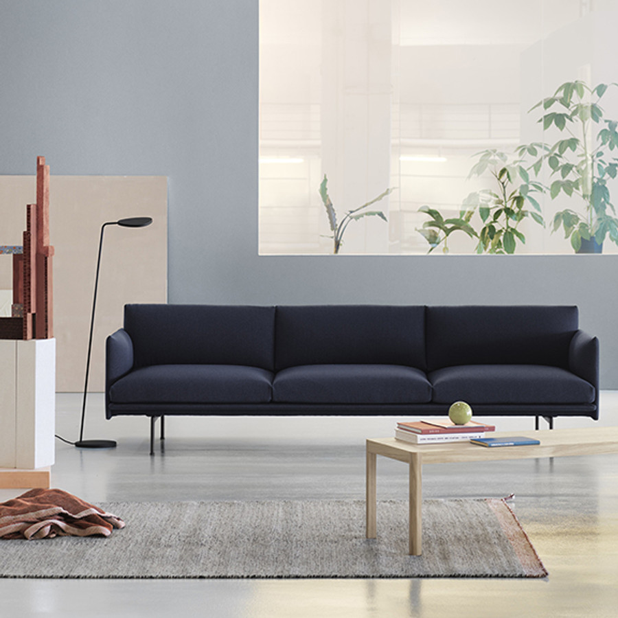 Muuto  |  Outline Sofa 3.5-Seater