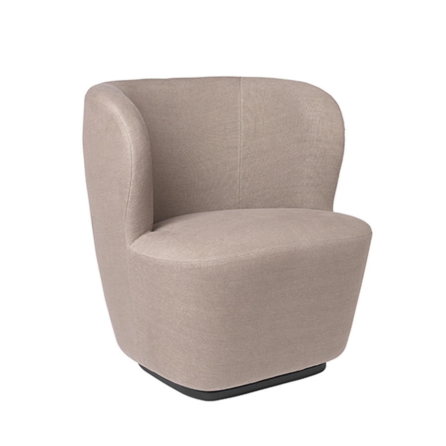 Gubi  |  Stay Lounge Chair Small with Base