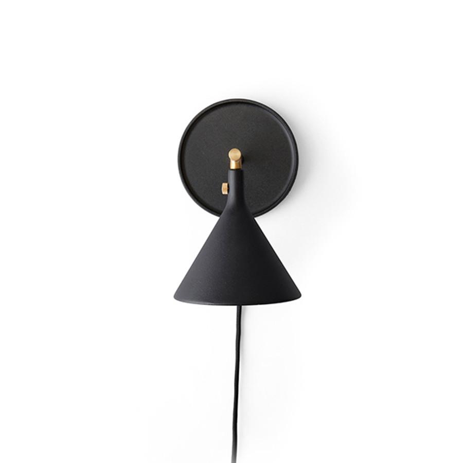 Menu | Cast Sconce Wall Lamp