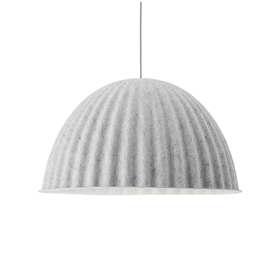 Muuto  |  Under The Bell Pendant White Melange