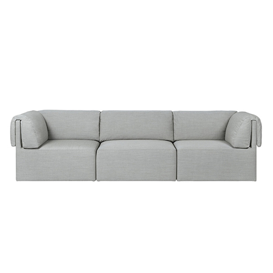 Gubi  |  Wonder Sofa 3-Seater