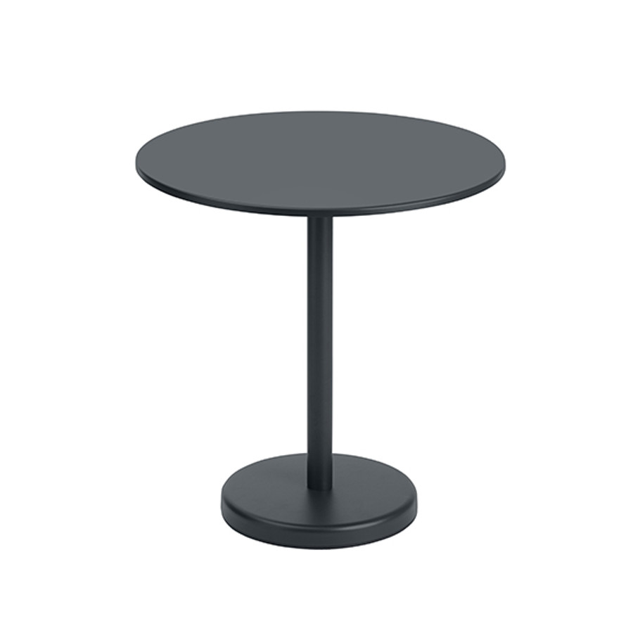 Muuto | Linear Steel Cafe Table Round