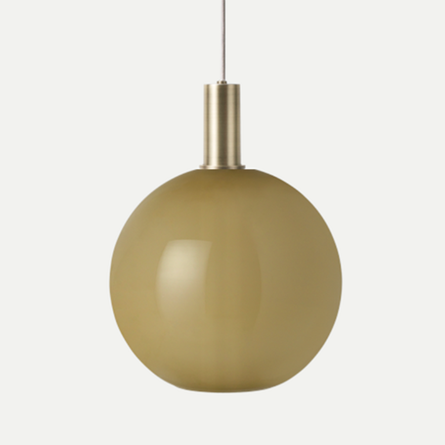 Ferm Living  |  Collect Sphere Southern Moss