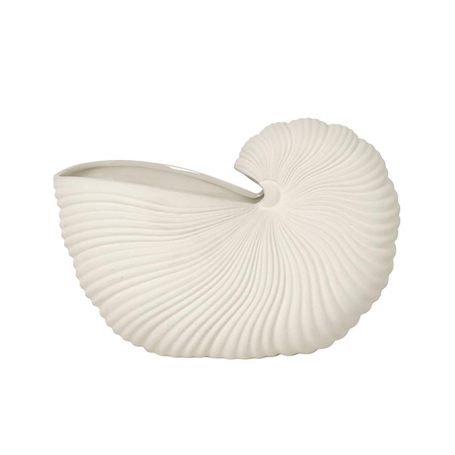 Ferm Living     Shell Pot