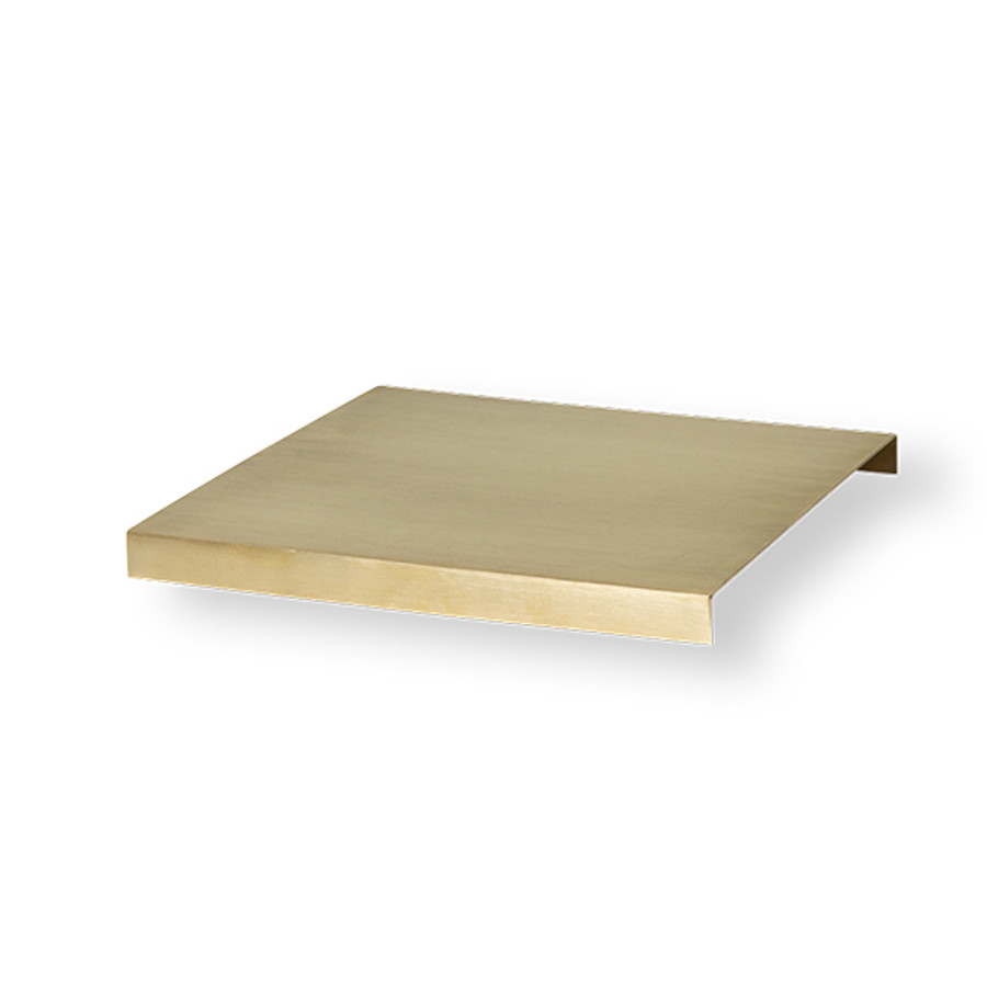 Ferm Living  |  Tray For Plant Box Brass