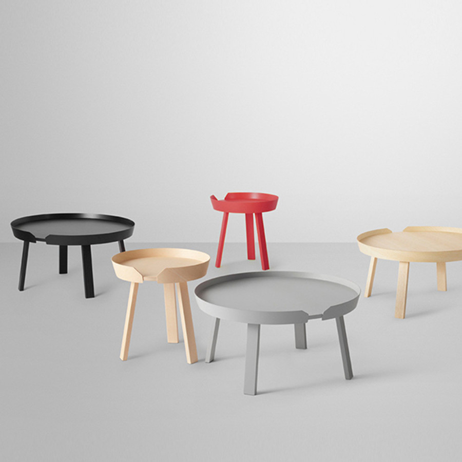 Muuto Around Table is available in 9 colours