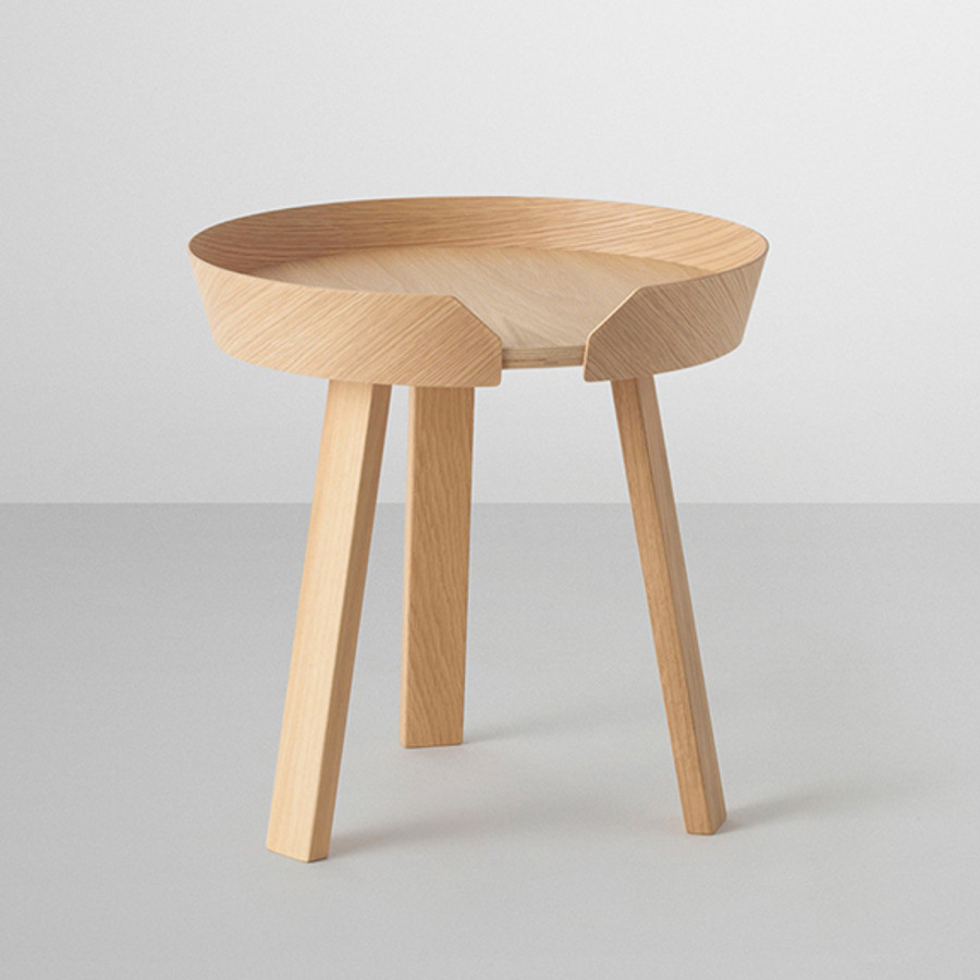 Muuto Around Table in oak